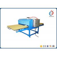 Wholesale Pneumatic Semi - Automatic Wide Format Heat Press Machine For Sportswear from china suppliers