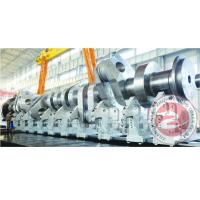 Wholesale Heavy Duty Slow Speed Forged Steel Crankshaft Astm En / Compressor Customized from china suppliers