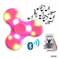 Wholesale 2017 new hot bluetooth speaker high speed BT 4.0 bluetooth finger spinner fidget spinner for travel people 1113 from china suppliers