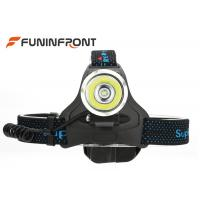 Wholesale 900LMs CREE LED Headlamp Water Resistant Works with 3 Pieces AA Batteries from china suppliers