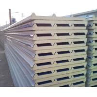 Wholesale Polystyrene Corrugated Sandwich Panel Color Steel Roofing Panel from china suppliers