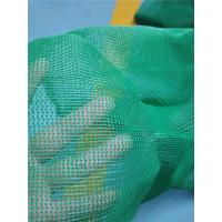 Wholesale Polyester green construction safety net for building used from china suppliers