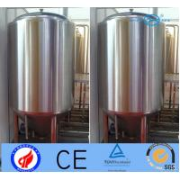 Wholesale 500L Stainless Steel Beer Making Machine , Fermentation Vessel With Jacket from china suppliers
