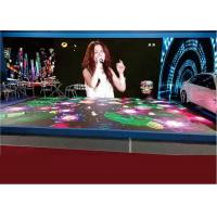 Wholesale Dancing Floor Rental LED Display , Interactive P6.25 Indoor LED Dance Panel Hiring from china suppliers