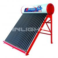 Wholesale 200 Color steel thermosiphonic gravity solar energy water heater from china suppliers