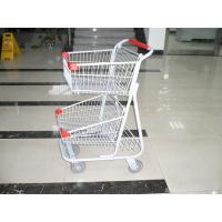 Wholesale Grocery Folding Shopping Trolley , collapsible shopping trolley from china suppliers