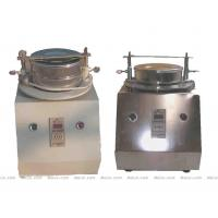 Buy cheap C137 Soil Electric Vibrating Sieve Shaker from wholesalers