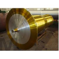 China CNC Machining Turning hoisting Winch tower Crane Trolley Wire rope winding drums on sale
