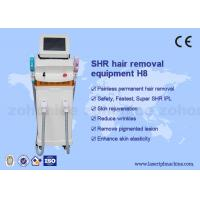 Wholesale New Designed Vertical 2000w permanent SHR Hair Removal Machine from china suppliers