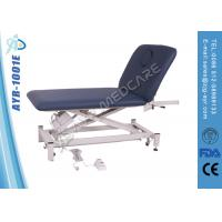 Wholesale Metal Powder Coating Height Adjustable Medical Massage Table With Soft Mattress from china suppliers