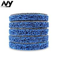 Quality 4 Inch Clean And Strip Disc , Paint Stripping Wheel For Wood Fiberglass Backing for sale