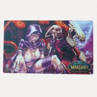 Buy cheap Square / Rectangular Rubber Play Mat Sublimation Printing Custom Print Design from wholesalers