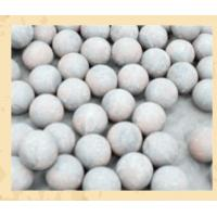 Quality HRC 55-65 Forged Grinding Media Balls For Mining , High hardness for sale