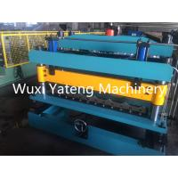 Wholesale Customerized Glazed Tile Roll Forming Machine High Grade 40Cr Shaft Material from china suppliers