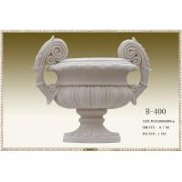 Wholesale 2014 hot sale waterproof sandstone flower pots planters from china suppliers