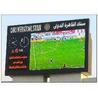 Wholesale Mutil Color 8500 CD Brightness Football Stadium Screen , Commercial Panel Display Systems from china suppliers