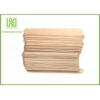 "Wholesale 6"" Wooden Waxing Spatulas Body Waxing Kit For Beauty Salon 100 * 20 * 2mm from china suppliers"