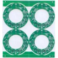Wholesale Gold Plating Single sided pcb printed circuit board FR4 ±1mil (  ± 25um ) from china suppliers