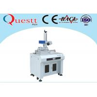 Wholesale 355 nm Wavelength UV Laser Marking Machine Desktop 3W For Automobile Components from china suppliers