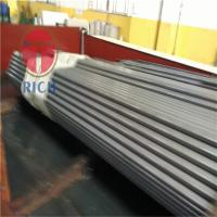 Wholesale Custom Seamless Stainless Steel Pipes For Fluid Transportation GB/T 14976 from china suppliers