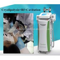 Buy cheap Fat freezing weight loss cool body slimming cryoliplysis slimming machine from wholesalers