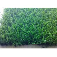 Wholesale 25mm Height V Shape Garden Artificial Grass Green For Garden Decoration from china suppliers