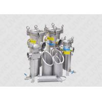 Wholesale Automatic Self Cleaning Strainer , SF Filter High Pressure Water Filter Housing from china suppliers