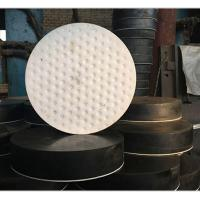 Wholesale High quality custom made products rubber pad bearing of bridge from china suppliers
