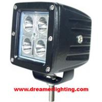 Quality 12W IP68 water-proof led work light for sale