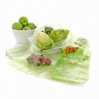 Wholesale Food Fresh Bags, Green Bags, Reusable for 8 to 10 Times  from china suppliers