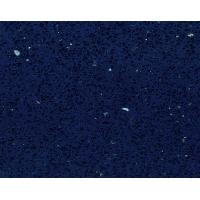 Wholesale Blue Artificial Quartz Stone for kitchen countertop from china suppliers