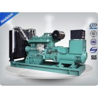 Quality 125Kva 3 Phase Electric Power Diesel Generator Set Support AC Rotating Exciter for sale