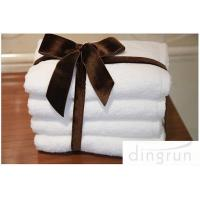 Wholesale Pure Cotton Personalized Face Wash Towel White Eco friendly Hotel Use from china suppliers