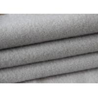 Quality Fashion Trendy Customized Wool Blanket Fabric , English Sheer Wool Fabric for sale
