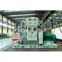 Wholesale Hydrogen Compressor Series ZW-95.6/30 ZW-71/30 Vertical,four row,three stage casting steel grey colour from china suppliers