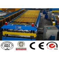 Wholesale 5.5Kw Z Purlin Roll Forming Machine / Sheet Metal Forming Equipment For Factories from china suppliers