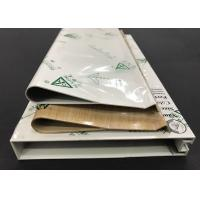 Quality Fireproof, Building Material, Aluminium Water Drip Baffle Suspended Ceiling Tiles for sale