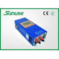 Wholesale intelligent 30 amp MPPT maximum power point tracking charge controller 12v 24v 48v from china suppliers