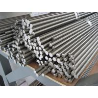 Wholesale ISO Certificate Stainless Steel Round Bar Size 10 - 150mm Surface Bright / Black from china suppliers