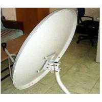 Buy cheap Ku dish antenna ku120 triangle matching with LNB from Encent from wholesalers