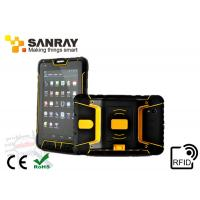 Android 4.4 Portable RFID Scanner 4G And GPS RFID Tablet Reader