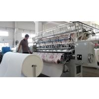 Wholesale 2.4 Meters Automatic Quilting Machine With Thread Break Detectors from china suppliers