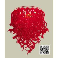 Buy cheap Art handblown glass ceiling lamps for sale , Chinese supplier from wholesalers