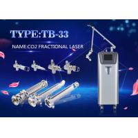 Wholesale Vertical 10600nm CO2 Fractional Laser Machine For Vaginal Tightening , Scar Removal Equipment from china suppliers