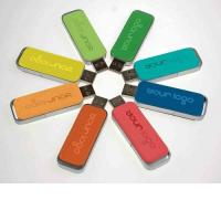 Buy cheap New design ECO friendly usb drive for promotion MOQ 100pcs from wholesalers