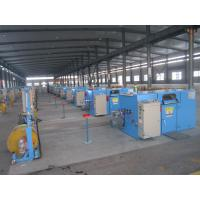 Wholesale Bare Copper Wire Bunching Machine / double twist cable bunching machine from china suppliers
