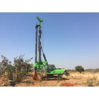 Wholesale TYSIM KR125A  Piling Rig Machine for Foundation Construction , Bored Hole Pile Machinery from china suppliers