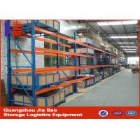 Wholesale Multilayer Steel Heavy Duty Storage Warehouse Storage Rack With Double C Beam from china suppliers