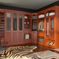 Wholesale L Shaped Closet Organizers With Soft Close Drawers , Cloth / Shoes Closet Organizer from china suppliers