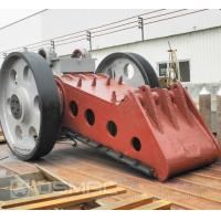 China ISO Certificated Swing Jaw Plate for jaw crusher on sale